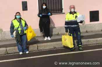 Villa Cortese, 4 mascherine per ogni famiglia - LegnanoNews