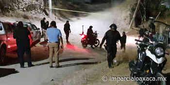 Ejecutan a albañil en Ejido Guadalupe Victoria - El Imparcial de Oaxaca