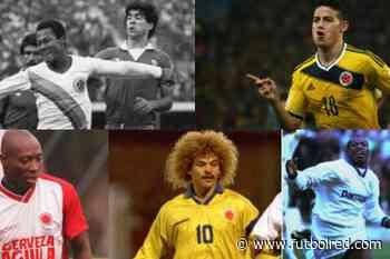 Goles históricos del fútbol colombiano: de Tunja para el mundo - FutbolRed