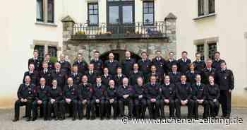 Freiwillige Feuerwehr Herzogenrath: Die Feier zum 125. Geburtstag muss verschoben werden - Aachener Zeitung