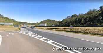 Acidente interdita BR-116 em Campina Grande do Sul - Mobilidade Curitiba