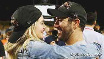Kate Upton and Justin Verlander, the romance of the World Series - OI Canadian