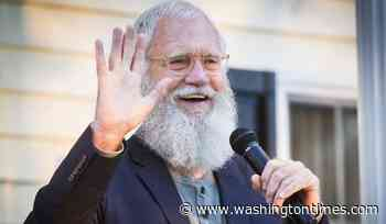 David Letterman: Human spirit will persevere over coronavirus; 'This will pass and we will survive' - Washington Times