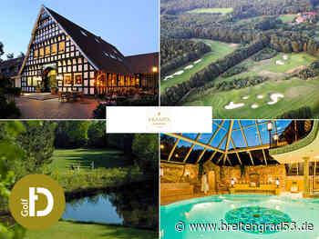 3 Tage Golf Urlaub in Dinklage im Vila Vita Burg Hotel mit Frühstück und Therme - breitengrad53.de