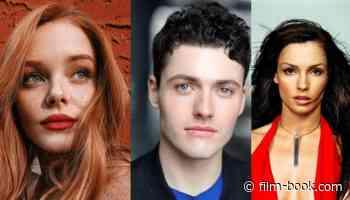 REDEEMING LOVE (2021): Abigail Cowen, Tom Lewis, Famke Janssen, & More Cast in D.J. Caruso's Adaptation - FilmBook