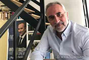 Les célébrités confinées : à Vincennes, Antoine Duléry prend le temps de vivre - Le Parisien