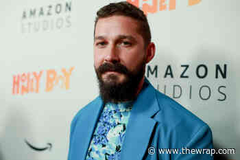 Shia LaBeouf Entered Another Emerging Screenwriters Contest – And Won - TheWrap
