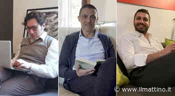 Visit Naples, chiacchiere dal sofà e progetti di maggio per Santopietro, Landi e Marcucci - Il Mattino