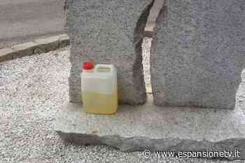 Turate, vandali danneggiano il Monumento per le vittime delle Foibe - Espansione TV