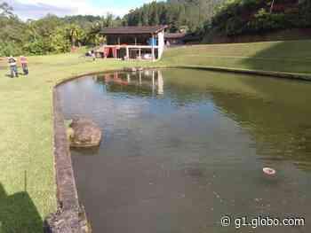 Idoso é encontrado morto em lagoa de Blumenau - G1