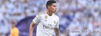 Real Madrid legt Preis für James Rodriguez fest - 4-4-2.com