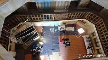 Rudolstadt: Schallhaus der Heidecksburg ist saniert - MDR