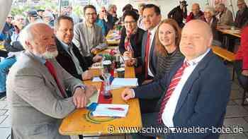 Hornberg: Tag der Arbeit ohne Maikundgebung - Hornberg - Schwarzwälder Bote