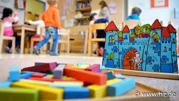 Gebühren in Kitas: Kita-Kosten fallen in Giengen nur bei der Notbetreuung an - Heidenheimer Zeitung
