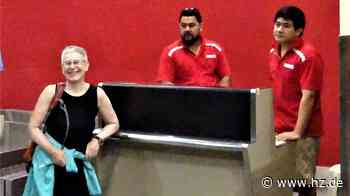 Ende einer Weltreise: Rückholaktion: Wie Ingrid Meilers aus Giengen vier Wochen auf Samoa festsaß - Heidenheimer Zeitung