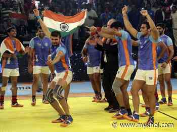 Champions week for Kabaddi fans on Star Sports: Schedule, When & Where to Watch - myKhel