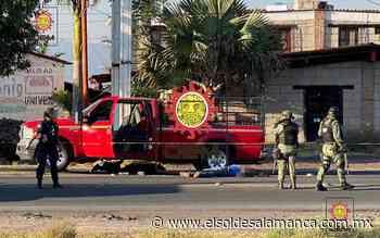 Matan a 4 en la carretera Salvatierra Yuriria - El Sol de Salamanca