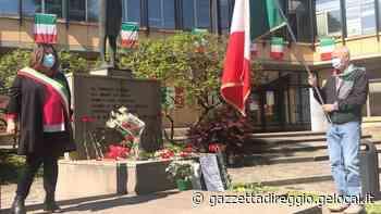 25 aprile, le celebrazioni a Cavriago dopo il blitz nazi-fascista - La Gazzetta di Reggio