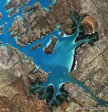 Saint George Basin in northwestern Australia - Earth.com