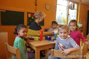 Notbetreuung: Kita-Besuch in Ahrensfelde ist im April beitragsfrei - Märkische Onlinezeitung
