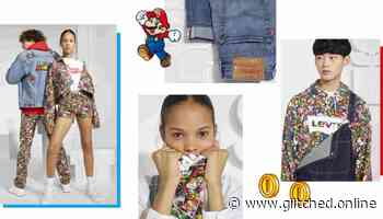 Levis and Nintendo Reveal Super Mario-Themed Clothing Line and We Need it All - GLITCHED