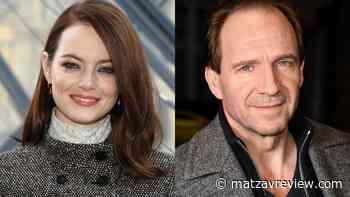 Emma Stone, and Ralph Fiennes will star in the comedy-horror - News in film - Matzav Review