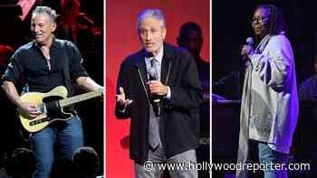 Bruce Springstreen, Jon Stewart Team for New Jersey COVID-19 Benefit - Hollywood Reporter