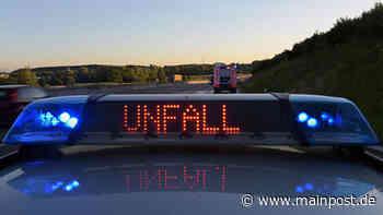 Heustreu: 50-jähriger Radfahrer bewusstlos aufgefunden - Main-Post