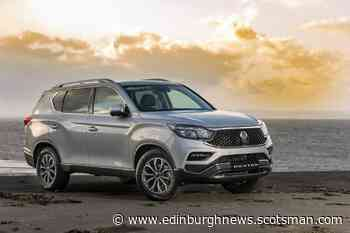 2020 SsangYong Rexton review - Off-road capability and refinement at a competitive price - Edinburgh News