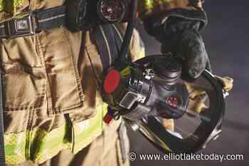 Blind River fire leaves young family homeless - ElliotLakeToday.com