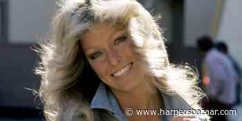 Farrah Fawcett's Life in Photos - Pictures of Farrah Fawcett - HarpersBAZAAR.com
