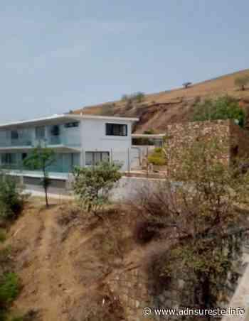 Denuncia ambientalista contaminación al río Guayabal la construcción de un hotel en San Felipe del Agua (12:00 h) - ADNl sureste