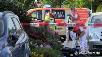 Dormagen: Obduktion! Mann († 40) trafen zwei Kugeln aus Polizeiwaffe - BILD