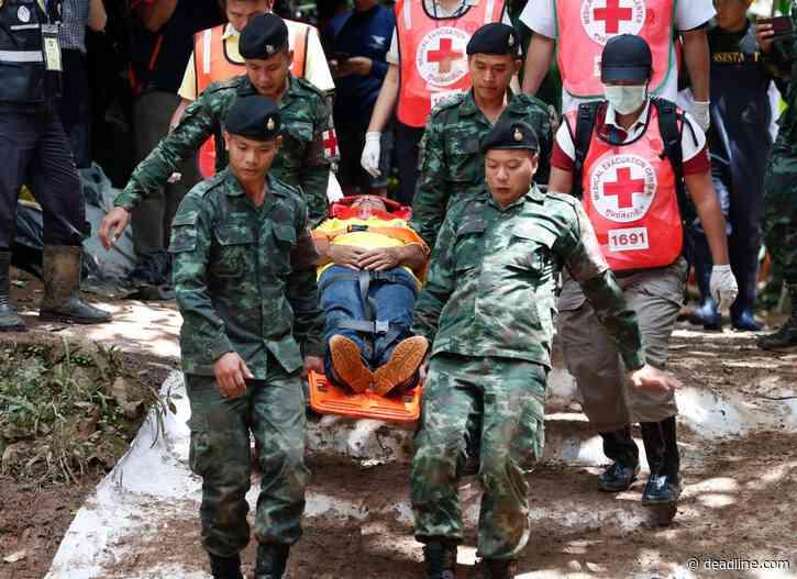 Town Hot For Ron Howard-Directed Thai Cave Rescue Drama 'Thirteen Lives;' William Nicholson Script - Deadline