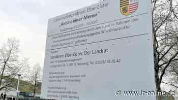 90 Prozent Förderung: Oberstufenzentrum Elsterwerda erhält Mensa-Anbau - Lausitzer Rundschau