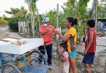 Habitantes dan ejemplo de solidaridad en Bacalar durante la pandemia - sipse.com