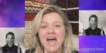 Kelly Clarkson Sings Madonna's 'Like a Prayer' for Kellyoke From Home - Watch! (Video)