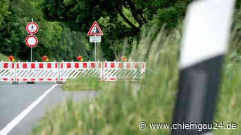 Straßenbauarbeiten in Altenmarkt - B304 ab 4. Mai gesperrt - chiemgau24.de
