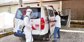 Raúl Sosa manda sanitizar hospitales y clínicas de Santiago Tuxtla - Diario Eyipantla
