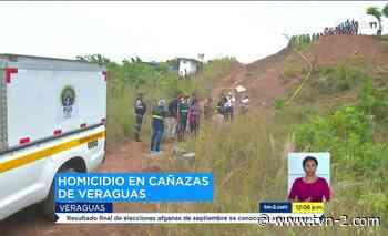 Nacionales Avanza proceso contra homicida de un hombre en Cañazas de Veraguas - TVN Panamá