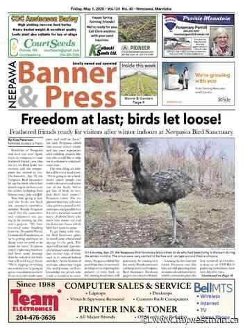 Friday, May 1, 2020 Neepawa Banner & Press - myWestman.ca