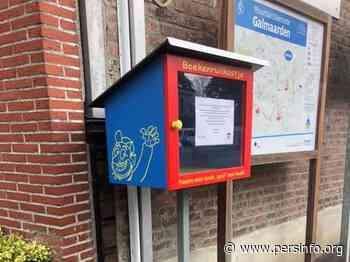 Boekenruilkastjes zien daglicht in Galmaarden - Persinfo.org