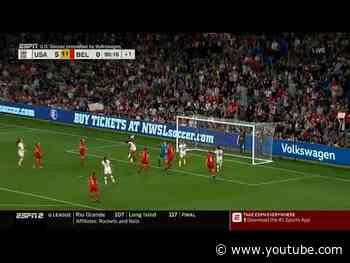 WNT vs. Belgium: USWNT Classics Replay - April 7, 2019