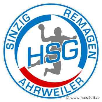 "HSG Sinzig/Remagen/Ahrweiler T-Shirt ""Handball HERO"" + 10 Euro Spende - Handball.de"