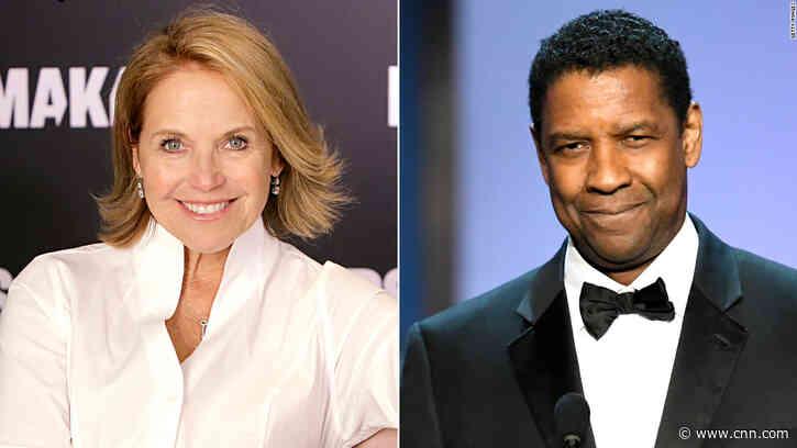 Katie Couric recalls Denzel Washington interview - CNN