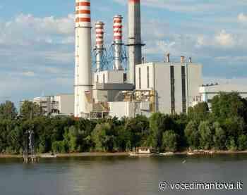Guasto alla turbina, incendio alla centrale EP di Ostiglia | Voce Di Mantova - La Voce di Mantova