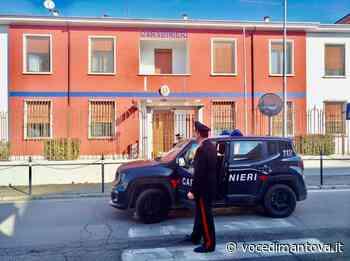 Codice Rosso: figlio violento in manette a Ostiglia   Voce Di Mantova - La Voce di Mantova