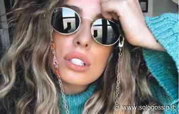 """Sara Affi Fella, scatto incantevole sui social: """"Qualche chilo in più di felicità"""" - SoloGossip.it"""