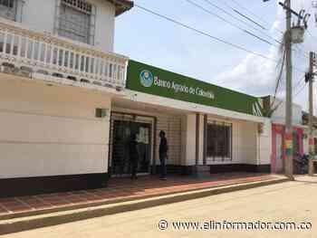 Daño en cajero electrónico causa zozobra en Cerro de San Antonio - El Informador - Santa Marta