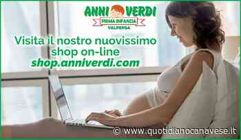 VALPERGA - Con «Anni Verdi» i migliori prodotti della prima infanzia sono anche su internet: ecco il nuovo shop online - QC QuotidianoCanavese